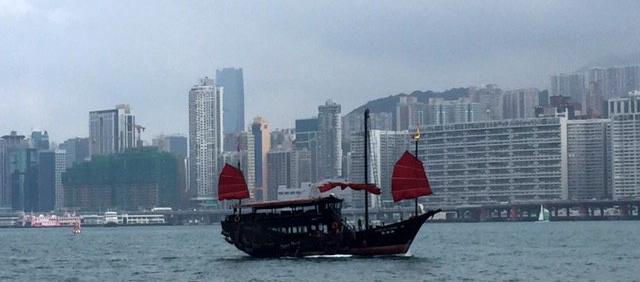 "Hongkong, der ""duftende Hafen"""