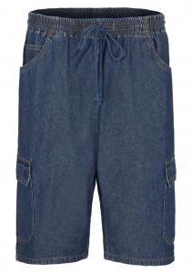 Jeans-Cargobermuda ULV