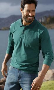 Poloshirt AGNE