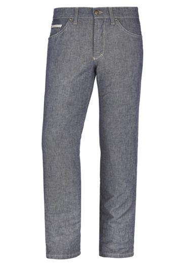 Jeans mit Leinenanteil für Herren in Großen Größen