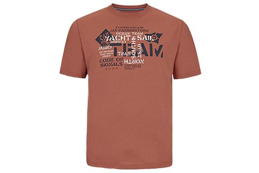 T-Shirt Männer in Großen Größen