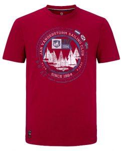 T-Shirt EELU für Männer in Großen Größen