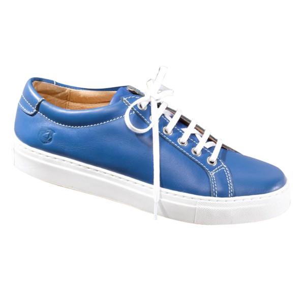 Schuhe Sneaker Männer Große Größen Blau See