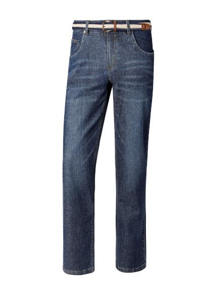 Jeans Männer Mode Herren große Größen Used Optik