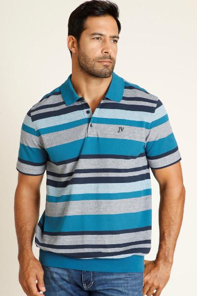 Poloshirts Männer Große Größen Mode