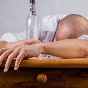 Kater Wodka Weihnachtsfeier