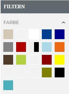 Filter Farbe