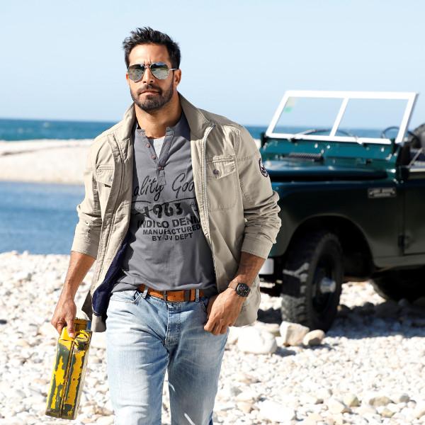 Blouson Jacke Männer Mode Große Größen XXL