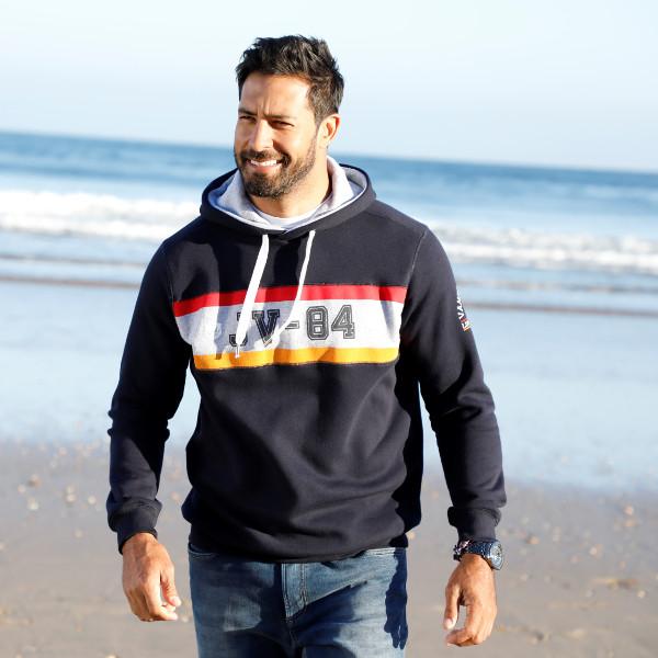 Sweatshirt Männer Große Größen Mode XXL